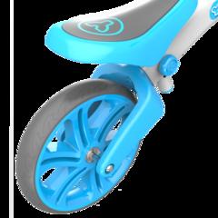 Беговел Yvolution Velo Junior голубой детям от 2 лет