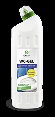 """Средство для чистки сантехники """"GraSS WC-Gel"""" 1000мл"""