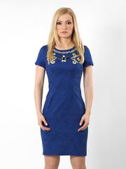 V08 платье, синие