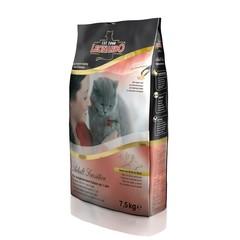 Корм Leonardo Adult Sensitivе Duck для кошек с чувствительным пищеварением с уткой и рисом