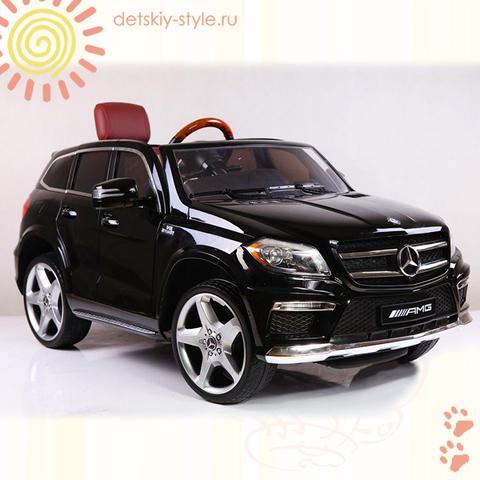 """Электромобиль """"Mercedes Benz GL63 AMG"""" (Лицензия)"""