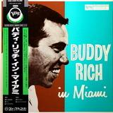 Buddy Rich / Buddy Rich In Miami (LP)
