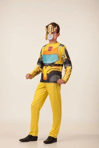 Карнавальный костюм детский Бамблби (Трансформеры)