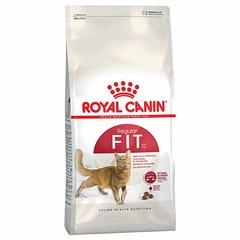 Royal Canin Fit для взрослых кошек и котов, имеющих доступ на улицу