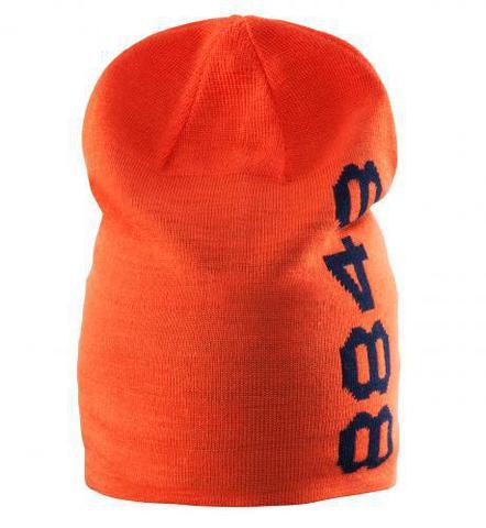 Шапка 8848 Altitude Rider (orange) унисекс
