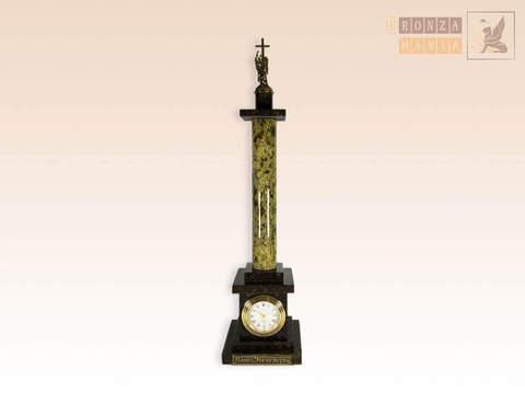 часы Александрийский столп