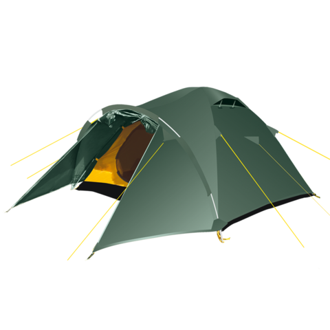 Палатка BTrace Challenge 3 (зеленый)