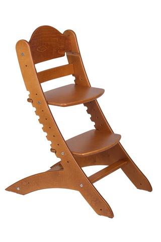 Детский растущий стул Два кота М1 Клен