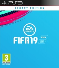 Sony PS3 FIFA 19. Legacy Edition (русская версия)