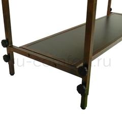Массажный стол Классик 200х80Р с полкой
