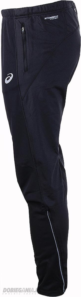 Мужские спортивные брюки Asics Wind Carrot Pant (114545 0904) черный