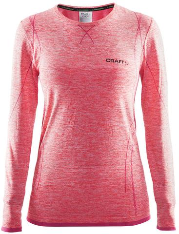 Термобелье рубашка женская Craft Comfort (red)