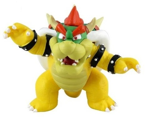 Супер Марио фигурка Дракон Боузер