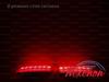 LED катафоты Toyota Corolla рестайл