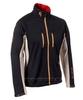 Женская лыжная куртка Stoneham Softshell (ST00000524) черно-белая