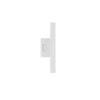 Светодиодный световой указатель выход IP44 Infinity II B LED Awex – вид сбоку