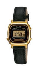 Женские наручные электронные часы Casio LA670WEGL-1EF