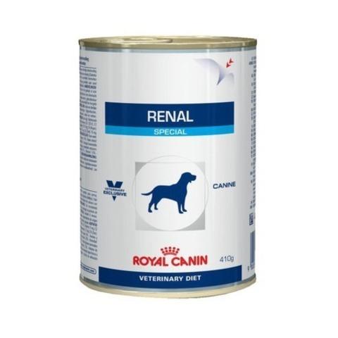 Royal Canin Renal Special (410 г.) при хронической почечной недостаточности