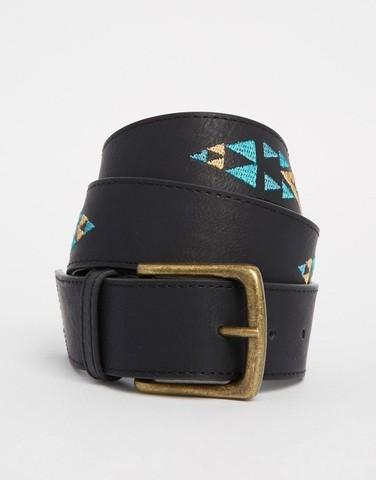Glamorous Black Belt