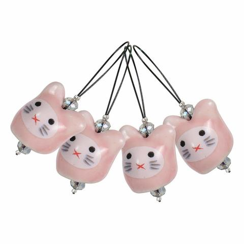 KnitPro Маркеры для вязания Meow (12 шт.) 11254