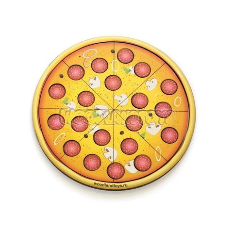 Обучение счету Пицца/097104