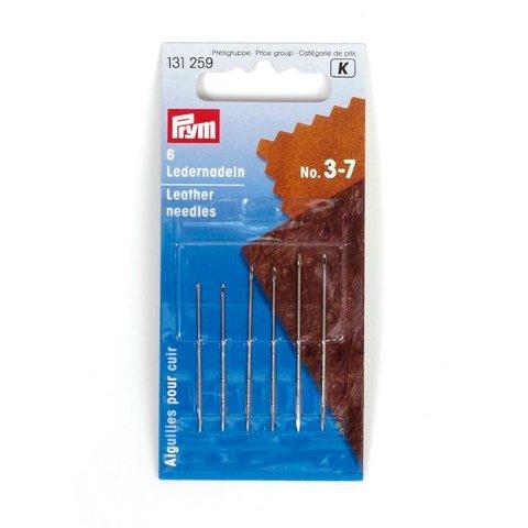 Набор игл для кожи PRYM 131259