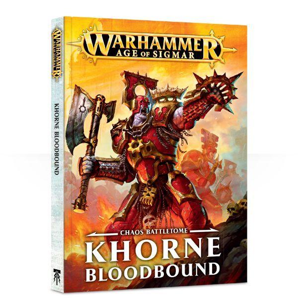 Battletome: Khorne Bloodbound