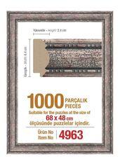 Pazl çərçivəsi (68 x 48 cm.) 4963
