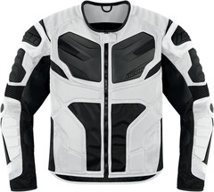 Overlord Resistance Jacket / Белый
