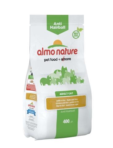 Сухой корм Almo Nature Functional Adult Anti-Hairball Chicken and Rice