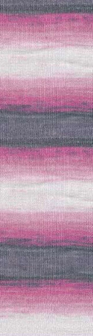 Alize Diva batik цвет 3245, пряжа, фото