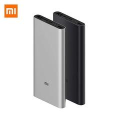 Power Bank Xiaomi Mi Power 3, 2xUSB, 10000mAh, 18W, QC2.0 silver (PB200LZM)(VXN4265CN)