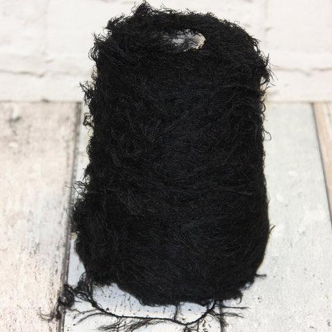 Травка кашемир с шелком 350 LORO PIANA LEVITY черный