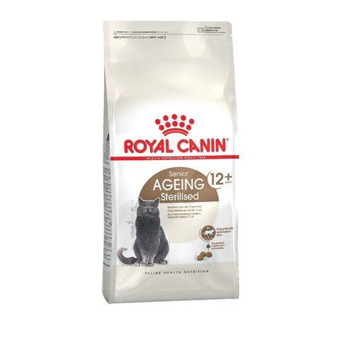 Royal Canin Ageing Sterilised 12+ сухой корм для пожилих стерилизованных кошек 400г