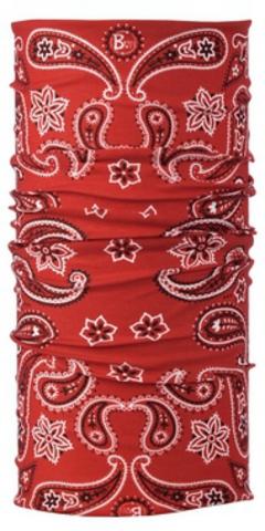 Многофункциональная бандана-труба Buff Cashmere Red
