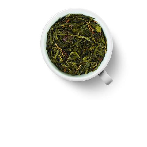 Брусника Чай Gutenberg зеленый ароматизированный 100 гр