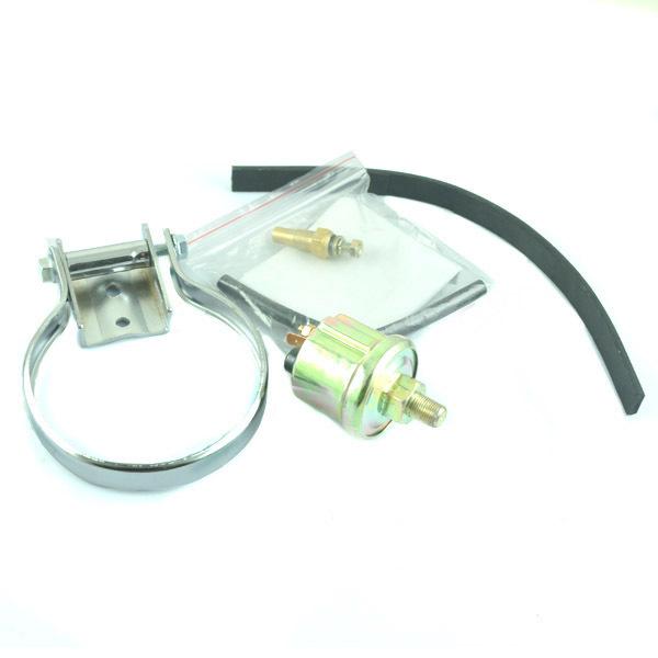 Комплектация Тахометра 5 дюймов с электронным циферблатом