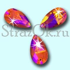 Drope Hyacinth AB пришивные стеклянные стразы купить в интернет магазине Strazok.ru