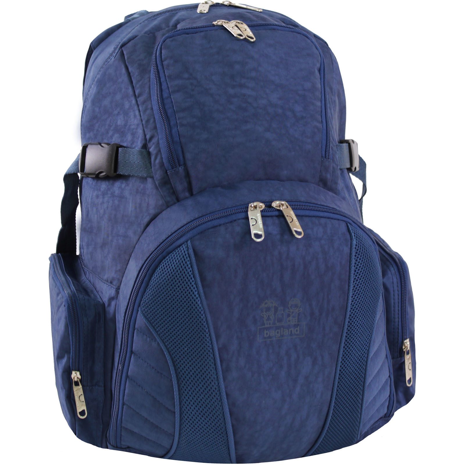 Городские рюкзаки Рюкзак Bagland Звезда 35 л. Синий (0018870) IMG_1209.JPG