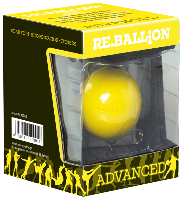 Мяч RE.BALLiON Advanced Ø63 мм