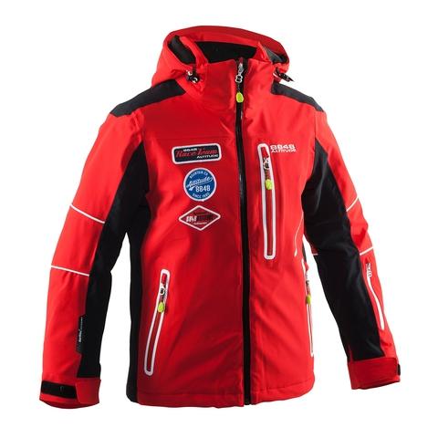 Детская горнолыжная куртка 8848 Altitude Challenge (red)