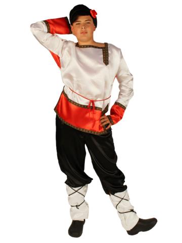 Русский народный костюм Ванюша взрослый