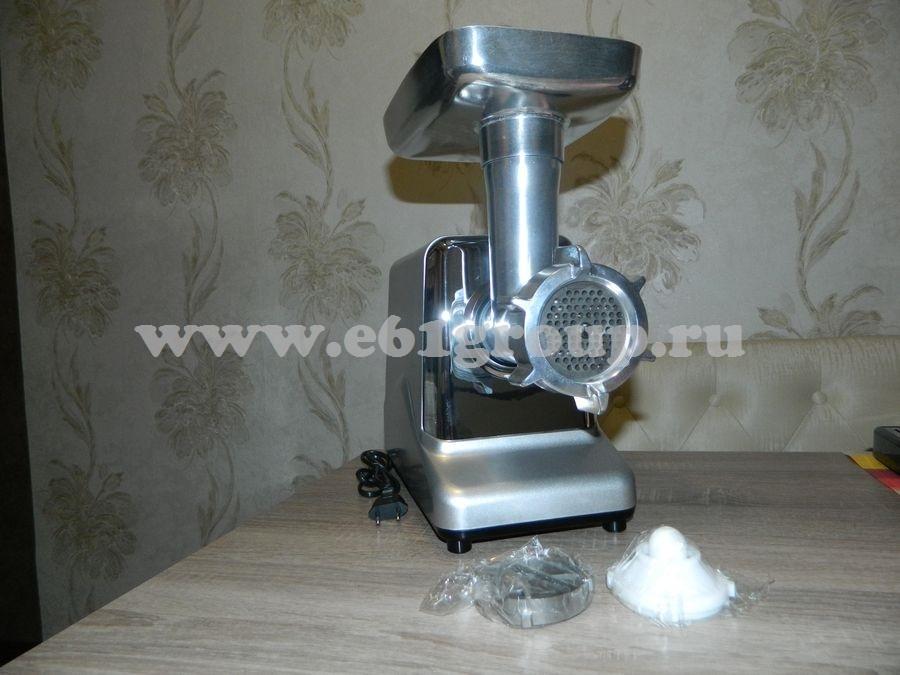 5 Мясорубка электрическая Комфорт Умница МЭ-3000Вт серебристая стоимость