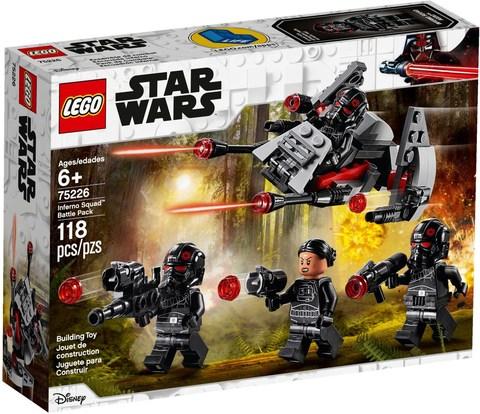 LEGO Star Wars: Боевой набор отряда Инферно 75226 — Inferno Squad Battle Pack — Лего Звездные войны Стар Ворз