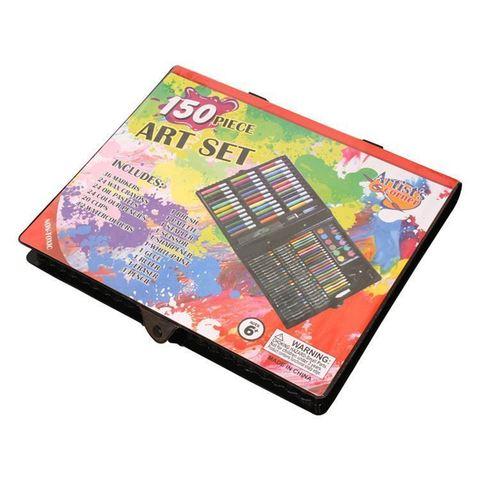 Набор для рисования Art Set, 150 предметов в чемодане