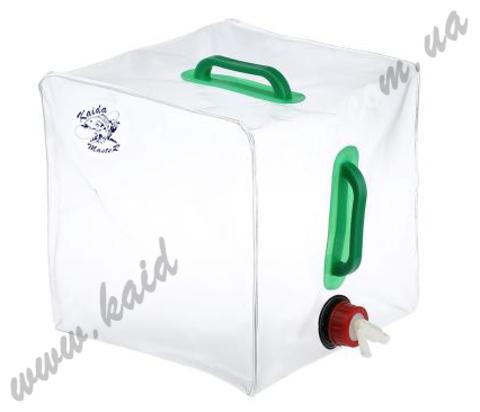 Складная канистра для воды 20 л