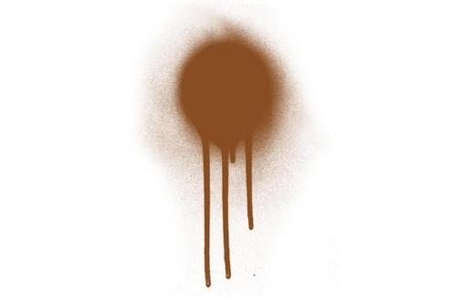 058 Краска Game Air Медный (Brassy brass) укрывистый, 17мл