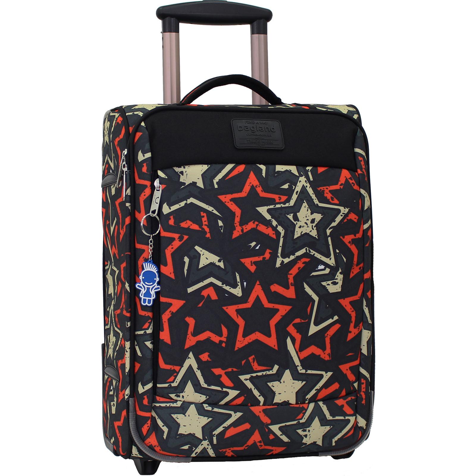 Дорожные чемоданы Чемодан Bagland Vichenzo 32 л. сублімація 185 (0037666194) IMG_1395.JPG