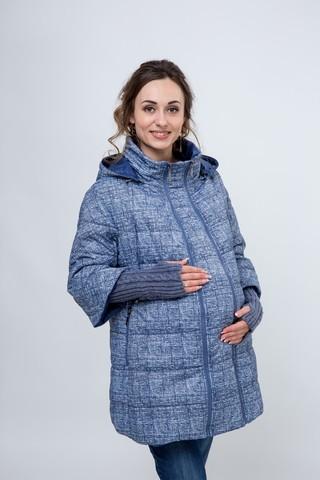 Куртка 08419 синий