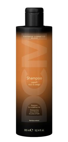 Шампунь Диапазон ДСМ для вьющихся и кудрявых волос 300 мл